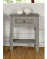 Core Products Corona Vintage Grey Wax Pine Hall Table