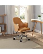 PC712 San Francisco Executive Office Chair in Oak by Jual at Price Crash Furniture