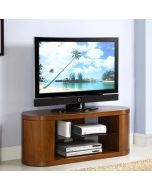 "JF207 TV Stand in Walnut for up to 50"" TVs by Jual at Price Crash Furniture. Matching items available"