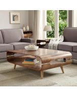 Jual Furnishings JF703 Coffee Table -Walnut at Price Crash furniture. Matching items also available