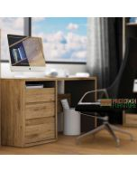 Shetland Desk With 3 Drawers