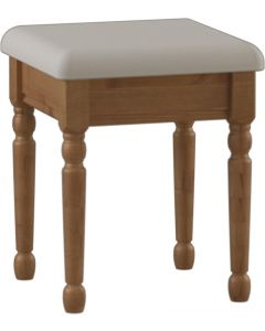 Steens Richmond Natural Cherry Dressing Table Stool