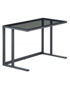 Alphason Air Desk Glass Workstation
