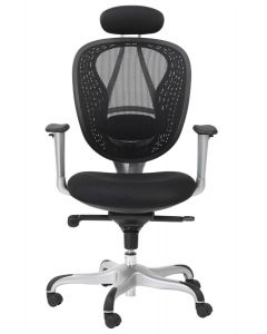 Alphason Blade Mesh Executive Chair