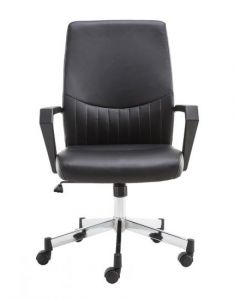 Alphason Brooklyn Faux Leather Office Chair