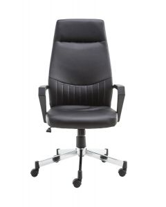 Alphason Brooklyn High Back Faux Leather Office Chair