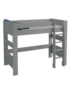 Steens For Kids Single Highsleeper In Grey