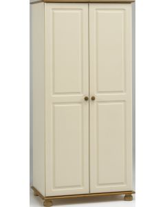 Richmond Cream & Pine 2 Door Robe