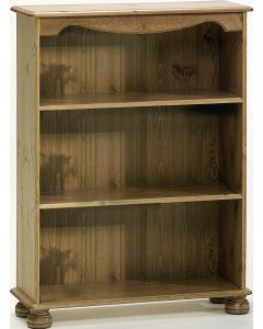 Steens Richmond Bookcase With 2 Shelves In Pine