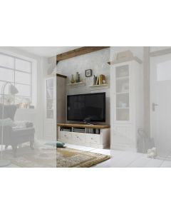 """Steens Monaco Wide 3 Drawer TV Stand / Cabinet Up to 70"""" TVs"""