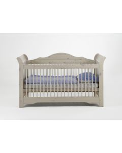 Steens Lotta Cot Bed With Whitewash