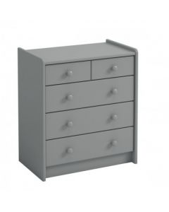 Steens For Kids 3+2 Chest of Drawers in Grey
