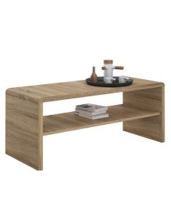 4 You Coffee Table / Basic TV Unit In Sonama Oak