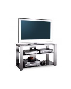 "ST310-S TV Stand in Silver For 43"" TVs by Alphason"