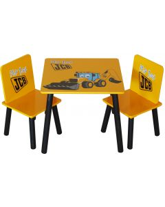 Kidsaw JCB Table & 2 Chairs