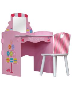 Kidsaw Patisserie Dressing Table & Chair