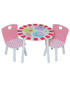 Kidsaw Patisserie Table & Chairs