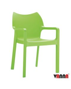PEAK Arm Chair – ZA.369C – Tropical Green