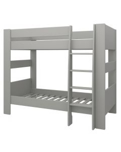 Steens For Kids Memphis Grey Kid's Bunk Bed