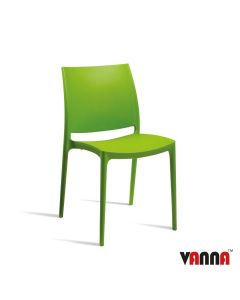 SPICE Side Chair – ZA.107C – Green
