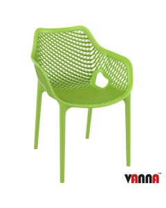 SPRING Arm Chair – ZA.221C – Tropical Green