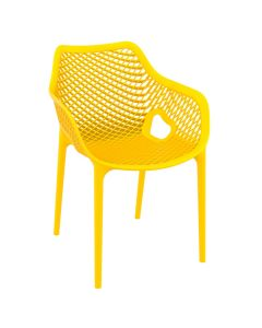 SPRING Arm Chair – ZA.478C – Yellow