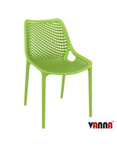 SPRING Side Chair – ZA.217C – Tropical Green