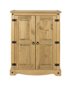 Core Products Corona Pine 2 Door Cabinet