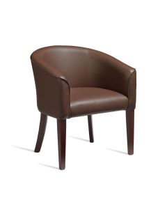 ARIA Tub Chair – ZA.521C – Brown