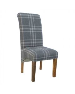 Granary Royale Chair With Canus Tartan