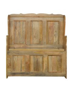 Granary Royale Large Country Monks Bench