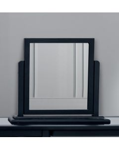 Core Products Ayr Dark Grey & Smoked Glass Adjustable Mirror