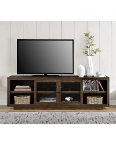 "Bailey TV Stand for TVs Up To 72"" in Espresso by Dorel"