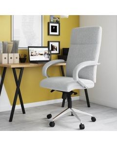 Alphason Bedford Executive office and desk chair at Price Crash Furniture