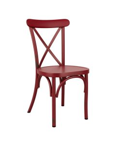 CAFÉ Side Chair – ZA.436C – Red