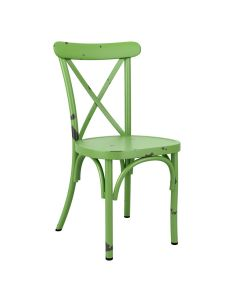 CAFÉ Side Chair – ZA.437C – Green