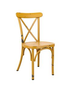 CAFÉ Side Chair – ZA.438C – Yellow