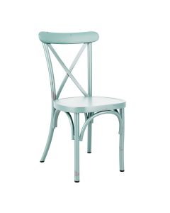 CAFÉ Side Chair – ZA.435C – Light Blue