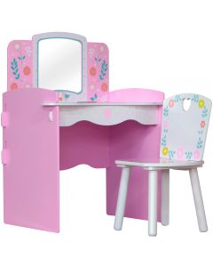 Kidsaw Country Cottage Dressing Table & Chair