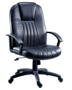Teknik City Leather Chair