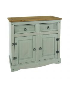 Core Products Corona Grey Washed Small Sideboard