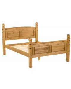 Core Corona Pine Double 4'6 High End Bed Frame