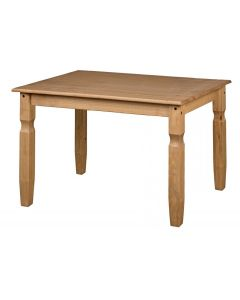 Core Corona Pine 118 cm Dining Table