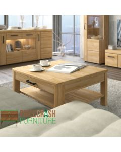 Cortina Coffee Table In Grandson Oak