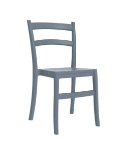 EGO Side Chair – ZA.484C – Dark Grey