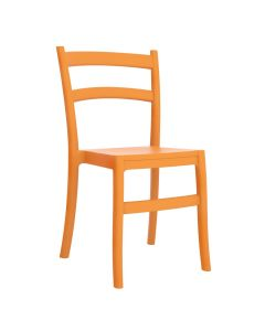 EGO Side Chair – ZA.485C – Orange