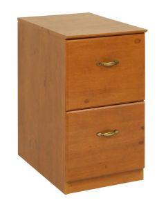 Teknik French Gardens 2 Drawer Filing Cabinet