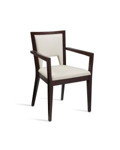 GEM Arm Chair – ZA.549C – White