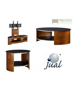 Jual Furnishings JF209 Cantilever TV Stand, Coffee Table & Side Table
