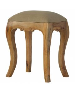 Chantilly Stool With Seatpad